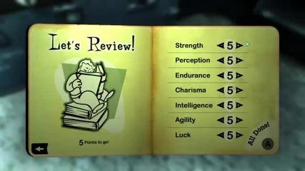 Fallout 3 част 1- Камионче!!!