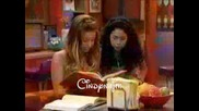 Samantha Droke and Selena Gomez Arwin Clip