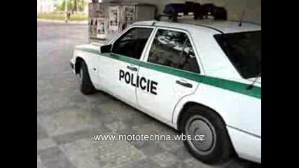 Полицейски коли в Чехословакия 1925-2009