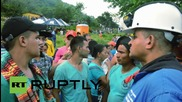 Colombia: Search continues for 15 trapped in collapsed gold mine