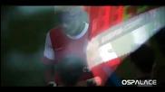 Arsenal vs Barcelona •2 - 1• Champions League 16 2 2011 by Ospalace Hd