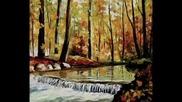 Chris Spheeris Music & Leonid Afremov Paints