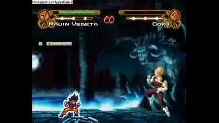 Mugen Majin Vegeta Vs Goku Pirate Song