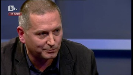 Нека говорят - Невидимите кризи на Георги Господинов