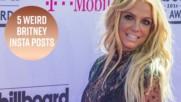 Britney Spears is #instafunny