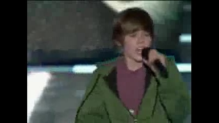 Justin Bieber - One Time - Live On The Next Star Final 2009 [ live ] Vbox7
