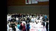 """Химна на България - Откриване 08.12.12 Зала Универсиада """"млади приятели на полицията"""""""