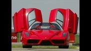 Ferrari Enzo i Bugatti Veyron (hd Quality )