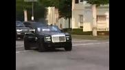 Колата На Дейвид Бекъм - Rolls - Royce Phantom Drophead Coupe