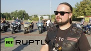 Belarus: Night Wolves finalise 'Road to Victory' and head for Crimea