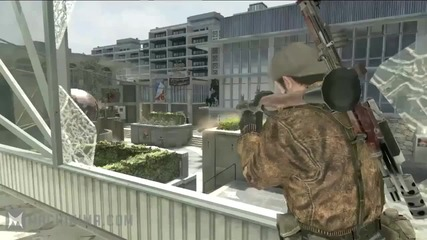 Call of Duty Black Ops First Strike Gameplay Trailer