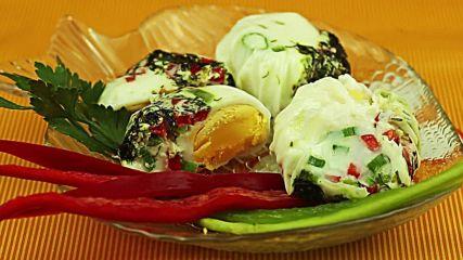 Една интересна рецепта за поширани яйца!
