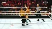 Cm Punk vs Jeff Hardy на Night Of Champions 2009 2/2