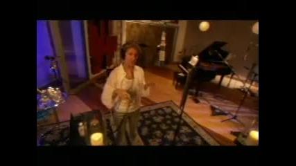 Celine Dion - Eyes On Me // Селин Дион в студиото