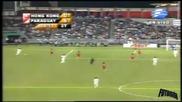 Hong Kong vs Paraguay 0 - 7 Futbol Amistoso [17 - 11 - 10] Todos l