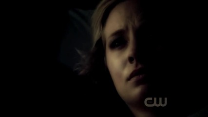 klaus and caroline - in a hopeless place