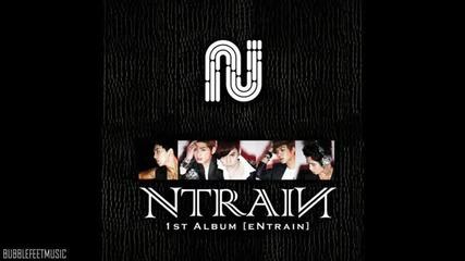 N-train - Do It [mini Album - entrain]