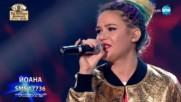 Йоана заслужи да е финалист с песента I Care - X Factor Live (10.12.2017)