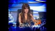 Music Idol 2 - Представянето На Тома 20.03