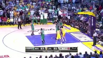 2010 Nba Finals Game 7 Lakers vs Celtics