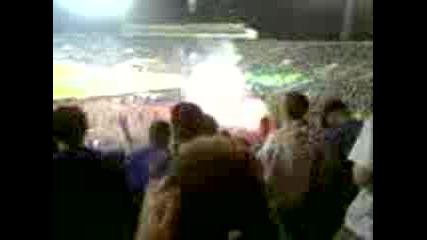 Levski - Chievo(2:0-Bardon)