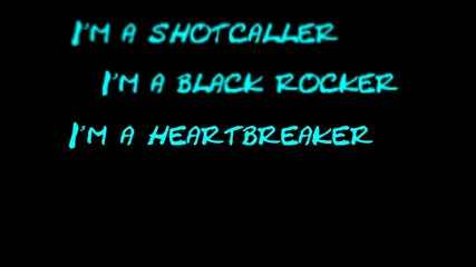 Taio Cruz - Shotcaller [lyrics]