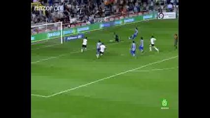 Lfp08 - 09 Valencia - Deportivo 4 - 2