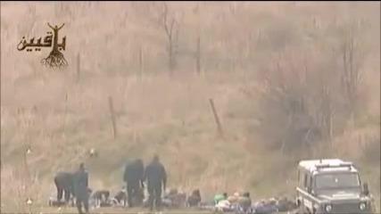 Сирийски сайт - Български граничари бият бежанци
