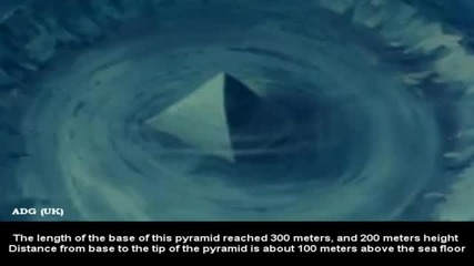 Откриха огромна кристална пирамида под водите в бермудския триъгълник