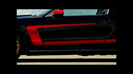 Ford Mustang Boss 302 Laguna Seca 2011