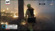 700-acre California Fire Threatens Homes, Prompts Evacuations