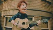 Ново! Ed Sheeran - Happier ( Официално видео ) + Превод & текст