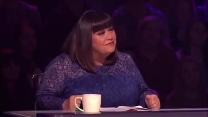 Angel Tairua-(rita Ora - R.i.p. )- Australia's Got Talent 2013