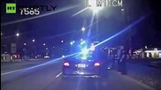 Полицаи в Сиатъл се превърнаха в акушери след като изродиха бебе на червен светофар