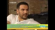 Pasxalis Terzis - kane oti nomizeis live - interview part 1