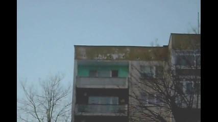 Залавянето на заплашилия да се самовзриви в гр. Пловдив