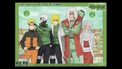 Naruto Manga 440 [вградени eng sub] (talking with the 4th)