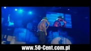 50 Cent, Lloyd Banks, Young Buck performing 21 Questions Live in Glasgow 720p