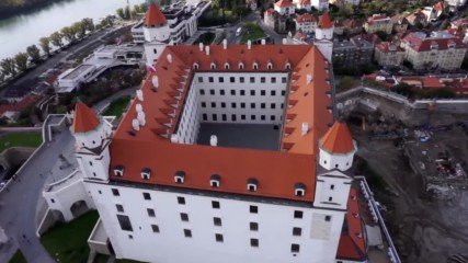 Замъци и дворци в Словакия