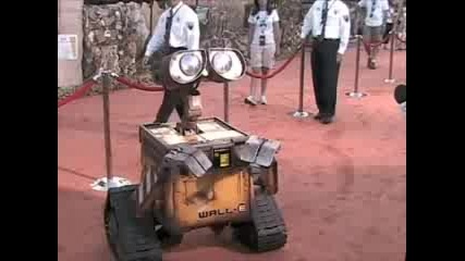 Wall•e First Look