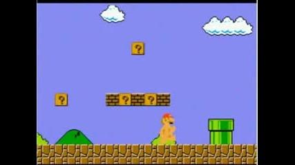 Пародия На Супер Марио