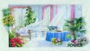 Цветята в интериора на дома! ... ( Ernesto Cortázar music) ...