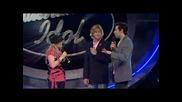 Hilary Duff - Interview On Australian Idol