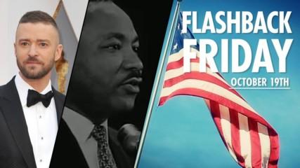 Flashback Friday: October 19th in History