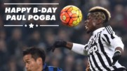 Paul Pogba's 4 most daring hairstyles