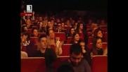 Човекът Глас Краси Аврамов Е Изборът На България За Евровизия 2009 В Москва