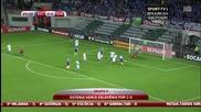 Естония 1:0 Словения 08.09.2014