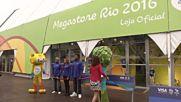 Гигантски магазин отвори врати за Олимпиадата