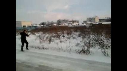 padane po leda