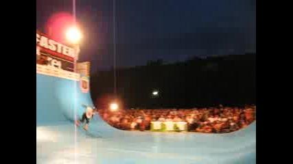 Скейт Състезание Монтана 4